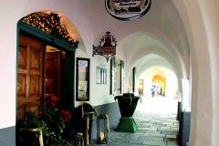 Eingang Klosterstube
