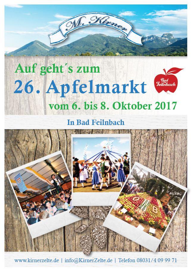 Kirner Apfelmarkt 2016