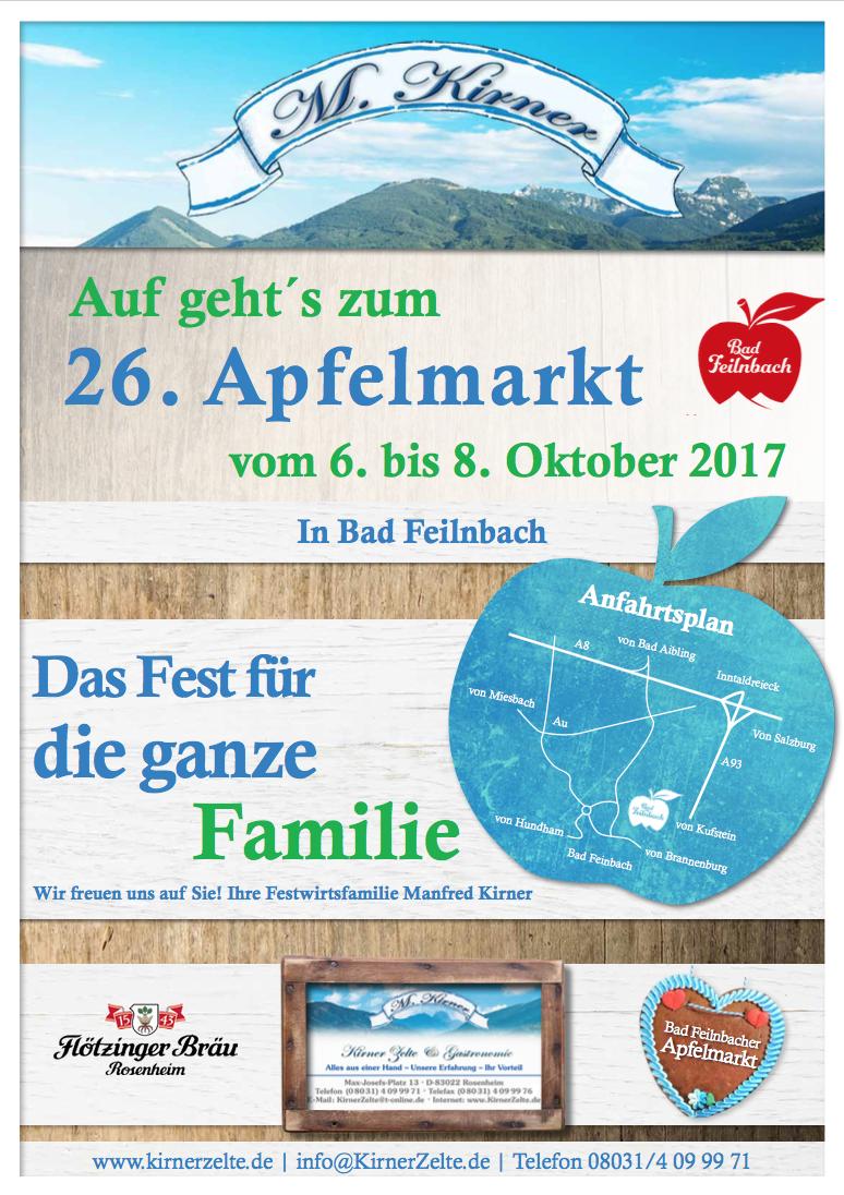 26. Apfelmarkt_Bad Feilnbach_2017