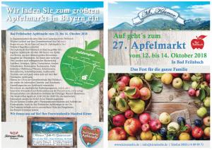 Apfelmarkt 2018
