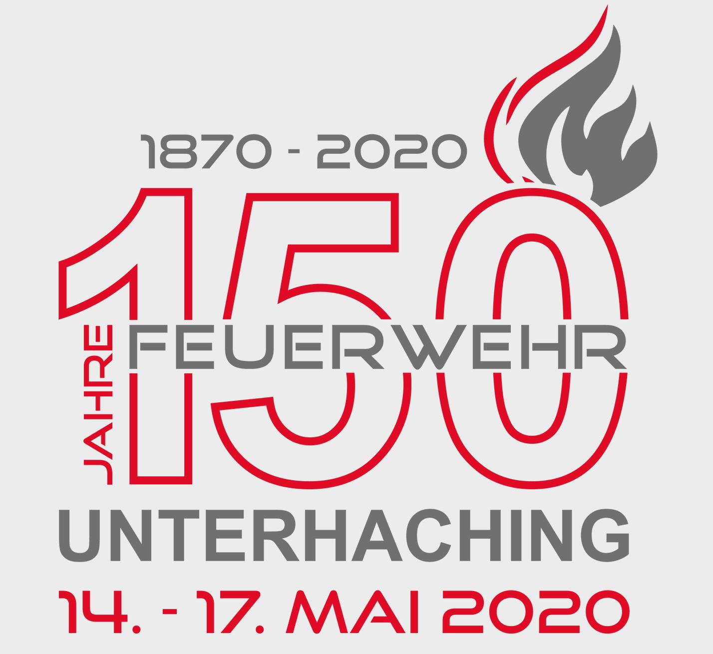 Feuerwehrfest Unterhaching vom 14. – 17. Mai 2020
